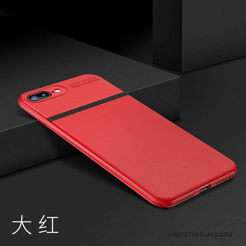 Iphone 7 Coque Rouge Incassable De Téléphone Marque De Tendance Créatif Pas  Cher 2253a3bfe8fb