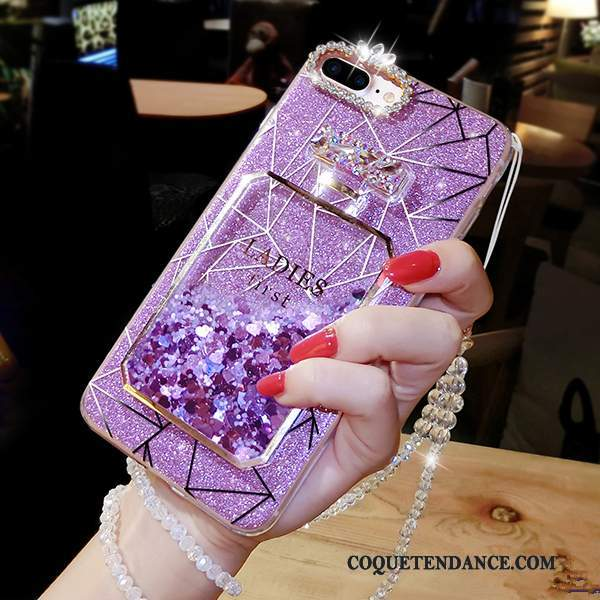 coque violette iphone 7
