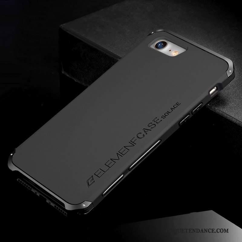 coque iphone 8 plus métal