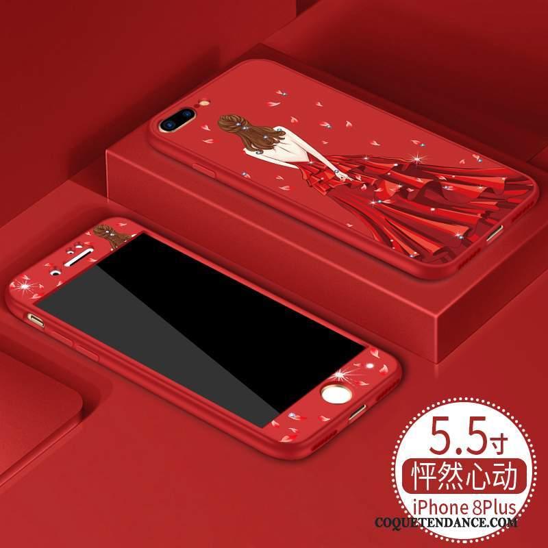 coque marque iphone 8 plus