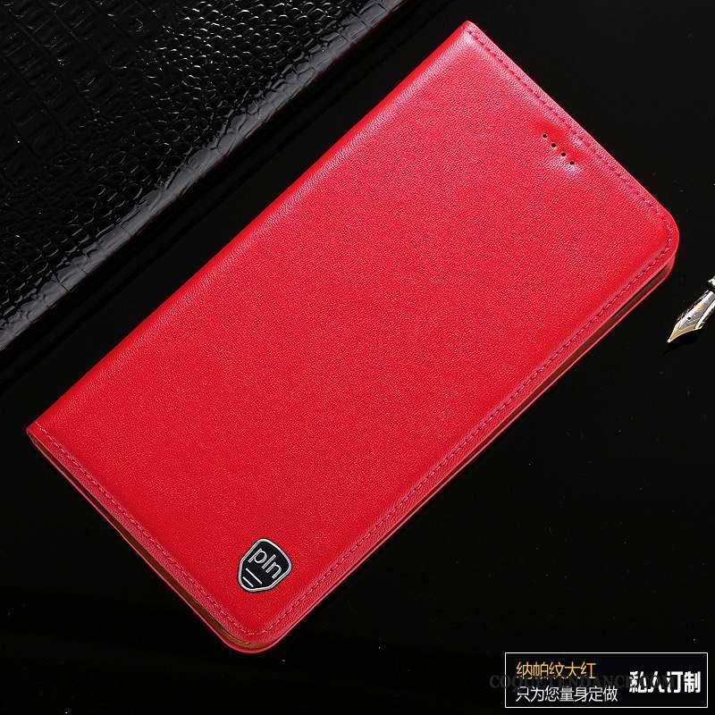 coque cuir veritable iphone 8