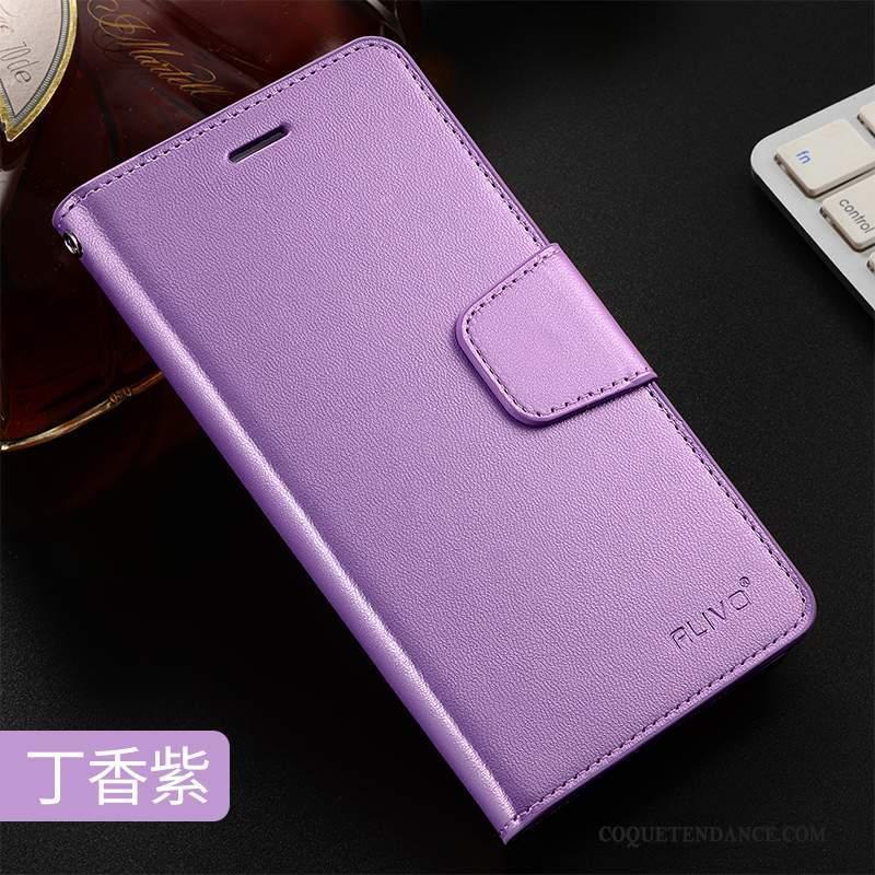 coque iphone 8 plus silicone mauve