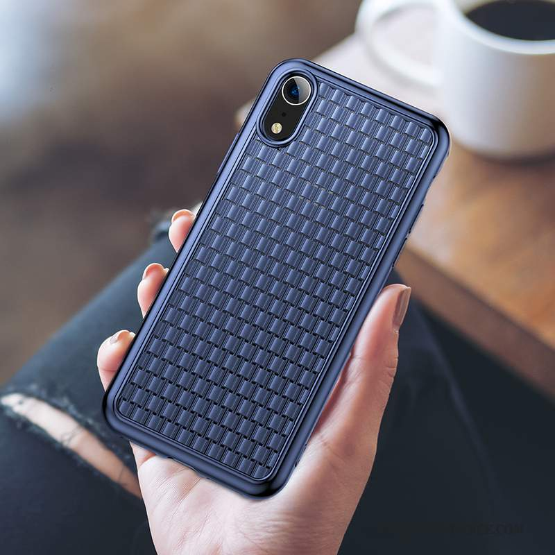 coque protection iphone xr silicone